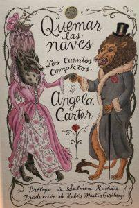 Angela Carter: relatos salvajes