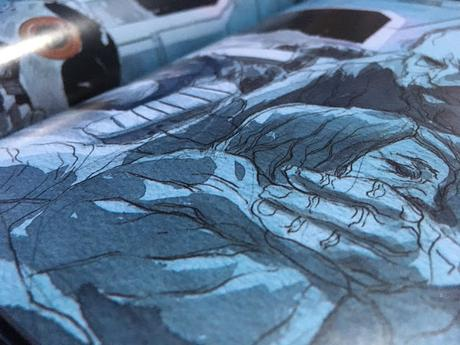 Reseña: Singularidades (Descender #3) de Jeff Lemire y Dustin Nguyen