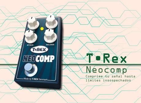 Magazine Bajos y Bajistas #22 – Review T-Rex Neocomp