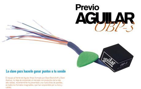 Magazine Bajos y Bajistas #20 – Aguilar OBP-3