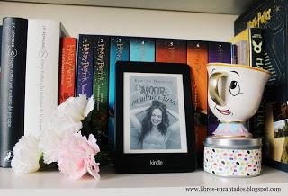 Reseña: El amor es una montaña rusa de Romina Naranjo
