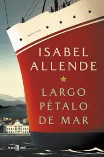 Isabel Allende - Largo Pétalo de Mar