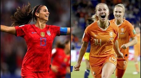 Holanda Mundial de Francia 2019