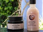 Champú mascarilla karité Body Shop. Shea butter hair