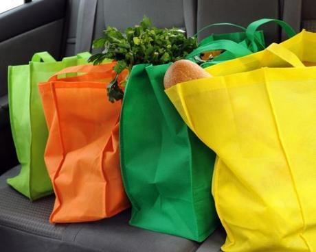 Piden a potosinos usas menos bolsas desechables de plástico
