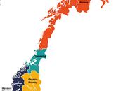 regiones bellas Noruega