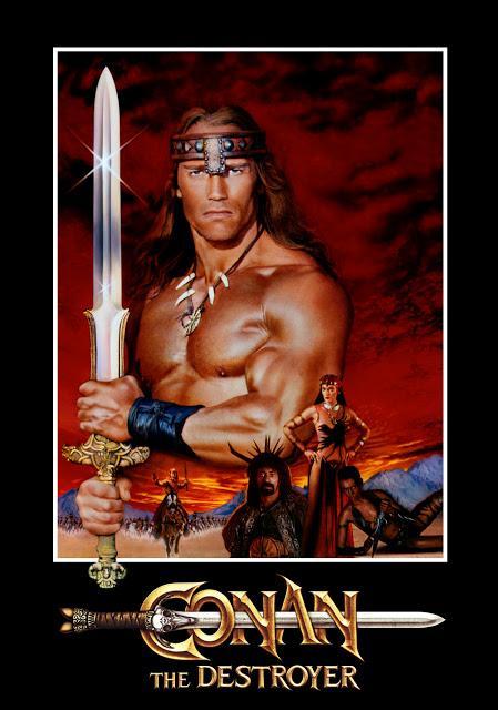 Espadas de Cimeria y hechiceros diabólicos, una aproximación al mito de Conan (Parte II)