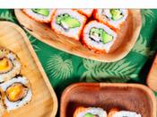 Sushing: comida japonesa calidad domicilio