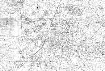 Mapa De Fuenlabrada En 1976 Paperblog