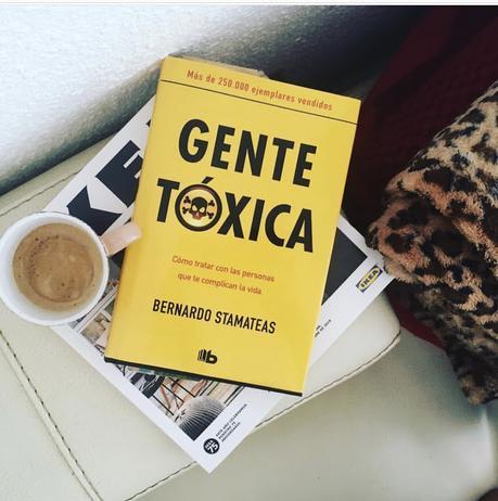 Personas Tóxicas, un libro de Bernardo Stamateas