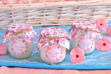 velas aromaticas artesanales detalles boda