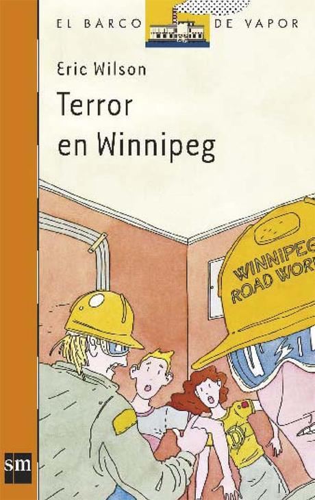 Reseña: TERROR EN WINNIPEG (TOM AUSTEN 3) (ERIC WILSON)