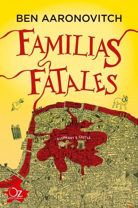 Portada de Familias fatales