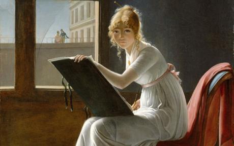 El papel de la mujer en el arte