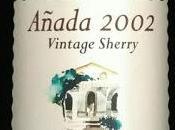 Lustau Vintage Sherry 2002