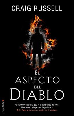 EL ASPECTO DEL DIABLO: ¡Una novela negra inquietante!