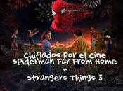 Podcast Chiflados cine: Spiderman From Home Strangers Things