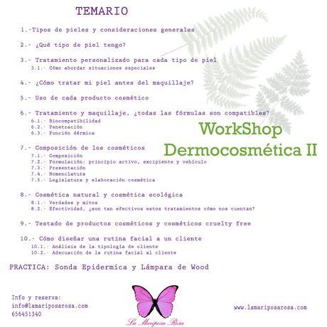 Curso Dermocosmética