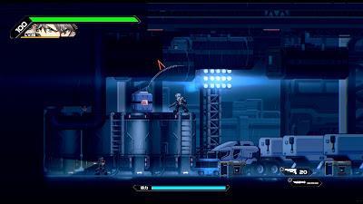 Hardcore Mecha; el juego 2D de robots japoneses que triunfa como si no hubiera un mañana
