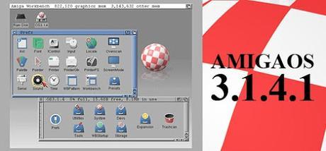Hyperion actualiza de nuevo el clásico AmigaOS