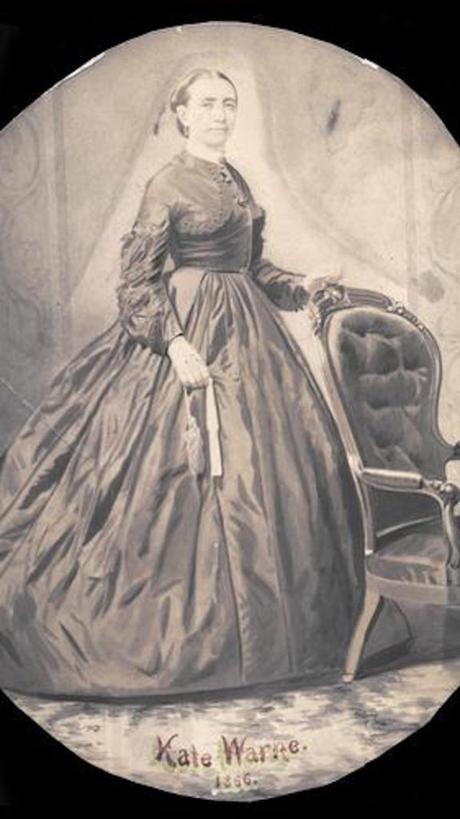 La primera mujer detective ¿quién fue?