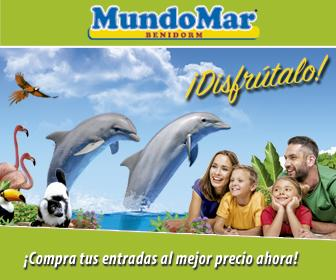 Compra tus entradas en Mundomar.es