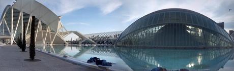 Ciudad de las ciencias Principe Felipe en Valencia