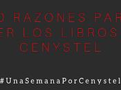 #UnaSemanaPorCenystel razones para leer novelas Cenystel