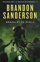 Brazales de duelo, de Brandon Sanderson
