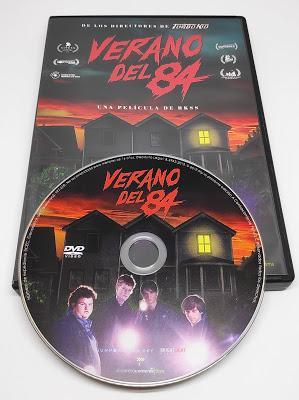 Verano del 84, Análisis de la edición DVD
