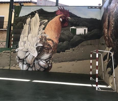 Graffiti Buey