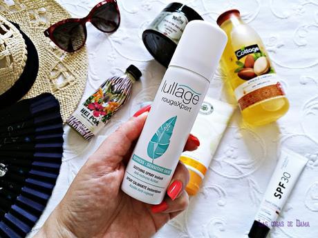 Lullage verano beauty básicos belleza cabello corporal labios