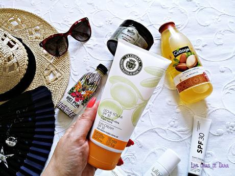 La Chinata verano beauty básicos belleza cabello corporal labios