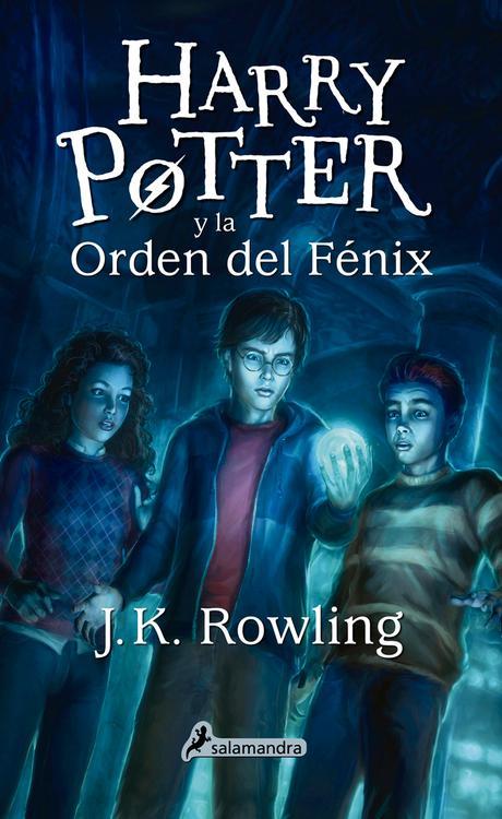 Reseña: Harry Potter y la Orden del Fénix