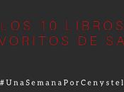 #UnaSemanaPorCenystel libros favoritos Sara Herreras Castel
