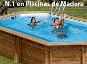 Piscinas Athena: Líderes piscinas madera