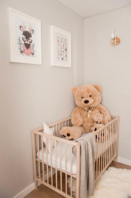 La habitación de mi bebé