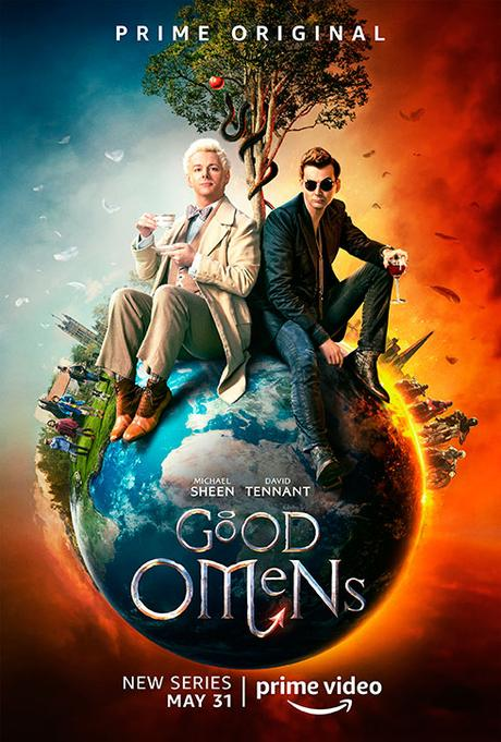 Good Omens de Neil Gaiman y Terry Pratchett - Amazon Prime Video