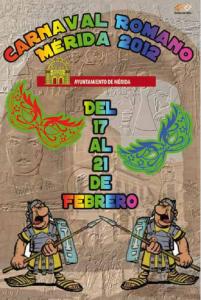 Carnaval Romano Mérida, Programa 2012