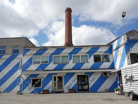 LA CIUDAD CREATIVA DE TELLISKIVI, TALLIN (ESTONIA)