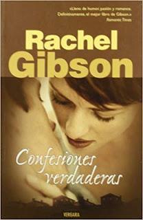 Confesiones verdaderas de Rachel Gibson