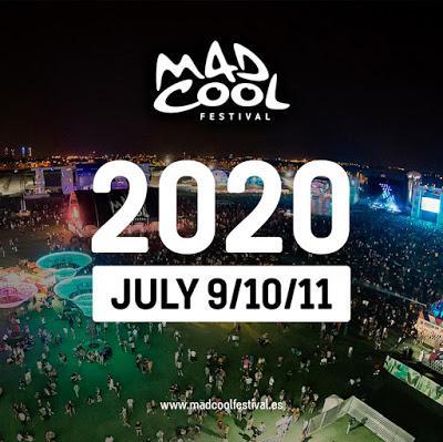 El Mad Cool 2020 ya tiene fechas: Del 9 al 11 de julio