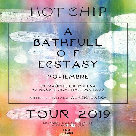 Conciertos de Hot Chip en La Riviera y Razzmatazz en noviembre