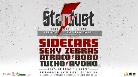 [Noticia] Cartel completo del Stardust Festival 2019