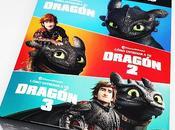 Pack Cómo entrenar dragón Bluray