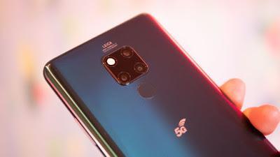 Huawei Mate 20 con soporte 5G-TuParadaDigital