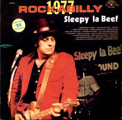 [Clásico Telúrico] Sleepy LaBeef - Good Rockin Boogie (1978)