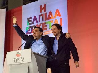 Tsipras: donde dije digo ...
