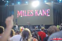 Concierto de Miles Kane en Mad Cool Festival 2019