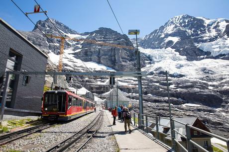 Eigergletscher.jpg.optimal ▷ Cómo caminar por el sendero Eiger en el Oberland bernés, Suiza